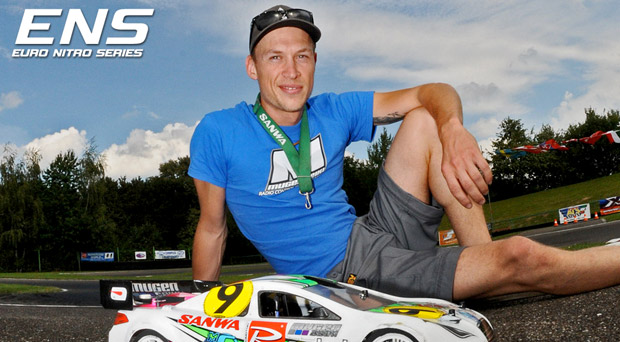 World Champion Pietsch to contest ENS 'Pilot Series'